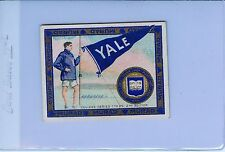 1909-10 T51 Yale Bulldogs MURAD Tobacco College Series Card Pole Vaulter Javelin