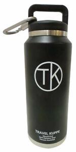 TK Travel Kuppe 36oz / 915ml Metal Camper Flask Water Bottle - Cold & Hot
