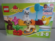 LEGO DUPLO 10838 animaux domestiques (Mon ville) - Neuf et emballage d'origine