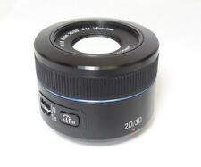 Samsung NX 45mm f/1.8 Camera Lens - Black (EX-S45ADB/US)