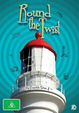 Round The Twist : Series 4 Complete (DVD, 2010, 2-Disc Set)