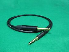 "CANARE L-4E5C QUAD BALANCED TT BANTAM to 1/4"" TRS MALE CABLE , 6 FT."