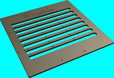 Kitchen Worktop Drainer Jig / Draining Groove jig. Solid Laminate, 1/2 Price.