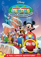 Mickey Mouse Clubhouse Choo-Choo Express DVD - SHIPS IN 1 BUSINESS DAY Disney