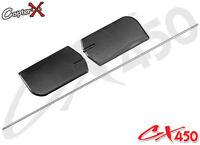 CopterX CX450-01-10 Flybar Paddle Set Align T-rex Trex 450 SE AE