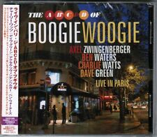 NEW!THE ROLLING STONES-CHARLIE WATTS The ABC&D Of Boogie Woogie JAPAN CD w/Bonus