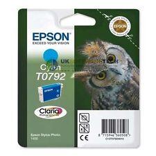 Epson Stylus Claria Photographic T0792 cartouche d'encre imprimante jet d'encre (cyan)