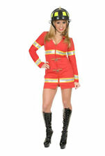 FIRE FOX LONG SLEEVE DOUBLE ZIP ADULT COSTUME MEDIUM