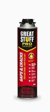 Dow Great Stuff Pro Series Gaps And Cracks Polyurethane Foam Sealant 24 Oz Can