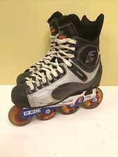 CCM Externo Bandit Prolite 6000 Inline Roller Street Hockey Skates Men's Size 7