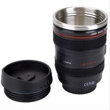 Thermobecher Kamera Objektiv Tasse Mehrzweck Becher Kaffeetasse Trinkbecher