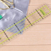 Quilting Cutting Patchwork Feet Double-color Yardstick Tailor Drawing Ruler