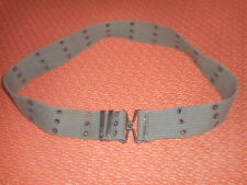 U.S.ARMY :  MILITARY PISTOL BELT ALICE WEB WEBBING