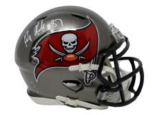 Rob Gronkowski Tampa Bay Buccaneers Signed Authentic Speed Mini Helmet JSA