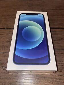 New Sealed Apple iPhone 12 - 64GB - Blue (Unlocked)