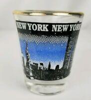 New York, New York Shot Glass