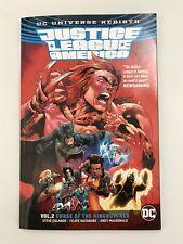 DC Rebirth Justice League Of America Vol 2 - Batman Lobo Killer Frost Atom Vixen