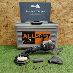 ARBORTECH AS170 110V ALLSAW WALL CHASER *Inc Vat* . GWO . FREE P&P '3388
