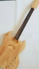 Body und Neck, Gitarrenkörper Gitarrenhals für E-Gitarre SG
