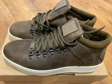Timberland Mens Olive Green Boots Brand New With Box Size 10.5