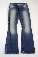 Lee Denver Jeans Hose Blau Stonewashed W30 L32