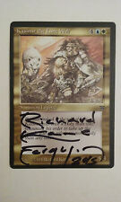 Kasimir the Lone Wolf Legends Edition  Signed By Richard Kane Ferguson    MTG