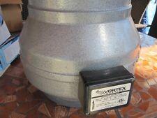 "Vortex Vtx1000 Powerfans 10"" 790 Cfm Inline Duct Exhaust Fan"