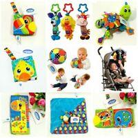 Baby Children Kids Playgro Activity Soft Stuffed PlayMat Stroller Crib Bed Toy