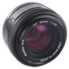 Mamiya 645 AF 80mm 1:2.8 for Mamiya AF AFD II III and Phase One 645DF DF+ (1002)