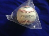 1993 MLB All Star Game Fan Fest Baseball Baltimore Orioles