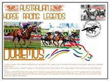 AUSTRALIAN HORSE RACING LEGENDS COVER, DORIEMUS