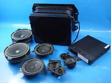 BMW 3er Cabrio E46 HARMAN KARDON Soundsystem Lautsprecher Set ohne Kabelbaum