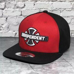 Independent Trucks Snapback Hat Mens Cap Yupoong Classics Skateboarding Brand
