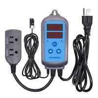 Inkbird C909 Digital Temperature Controller Humidity Cooking 3 TYPES SENSOR PROB