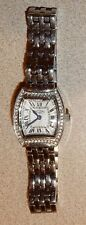 Rotary Women's Swiss Water Resistant Watch Stainless Roman Numeral NEEDS BATTERY