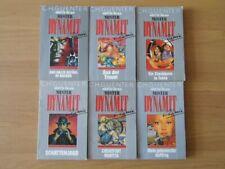"6 Mister Dynamit ""Classic"" - Taschenbuchromane Paket 04"
