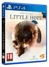 Pre-order 30 de octubre-el Oscuro imágenes Antología poca esperanza PLAYSTATION 4 PS4