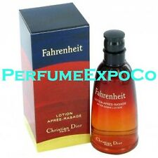 FAHRENHEIT by Christian Dior After Shave Lotion 1.7 oz For Men *VINTAGE* (BC02