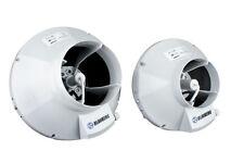 Systemair Rvk100e2 RVK Sileo 100e2 184m³/h Ø100mm LTI Gas Grow Rohrventilator