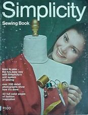 1969 SIMPICITY SEWING BOOK (SIMPLICITY PATTERN COMPANY