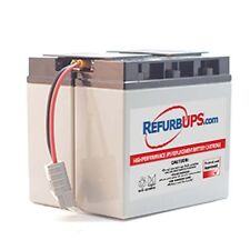APC Smart-UPS 1500 (SUA1500) - New Compatible Replacement Battery Kit w/ Harness