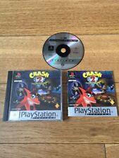 Crash Bandicoot 2 Cortex Strikes Back - PS1 - PlayStation 1 - Platinum PS2