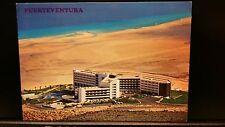 SPAGNA - FUERTEVENTURA (ISLAS CANARIAS) - HOTEL LOS GORRIONES - 1988 -
