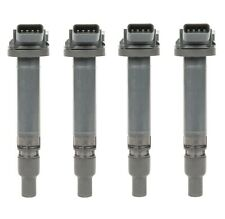 Set of 4 Delphi Direct Ignition Coils for Lexus Scion Toyota Camry 2.5L 2.7L L4