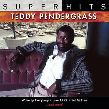 TEDDY PENDERGRASS : SUPER HITS (CD) sealed
