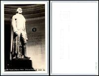 WASHINGTON DC RPPC Photo Postcard - Thomas Jefferson Statue N52