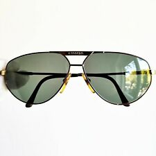 occhiali da sole CARRERA 5322 drop sun sunglasses a goccia gold brown vintage 90