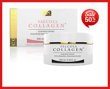 SALCOLL COLLAGEN Cellulite Fat Reducer Cream Post Pregnancy Weight Loss 200 ml