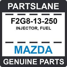 F2G8-13-250 Mazda OEM Genuine INJECTOR, FUEL