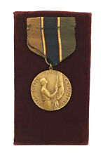 1925 AMERICAN LEGION SCHOOL AWARD BRONZE MEDAL RIBBON FOR GOD AND COUNTRY